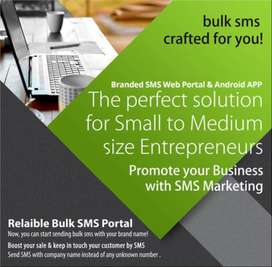 Branded SMS  Web Based Software | Automate your software