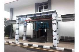 Jasa Pasang ACP Seven Marks, Kusen Aluminium, Cutting CNC di Nganjuk