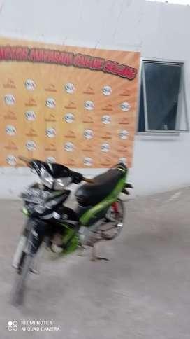Jupiter Z CW Tahun 2011 (Raharja Motor Mataram)