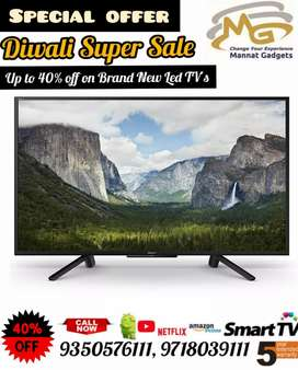 42 inch smart LED TV (<Brand New>) 4k ultra HD Support