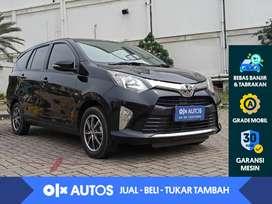 [OLX Autos] Toyota Calya 1.2 G  A/T 2016 Hitam