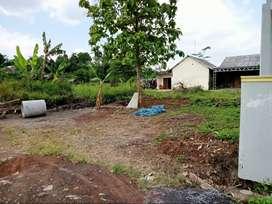 Tanah kavling lokasi strategis di dekat Polsek Mijen asri nyaman