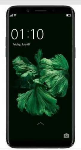 Oppo F5 32GB ROM and 4GB RAM  contact me on whatsapp