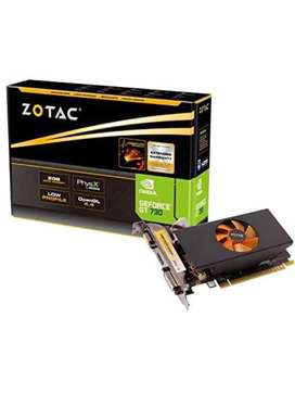 Zotac nvidia 2gb graphic card