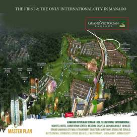 Victoria AKR Kawanua Internasional City Kota Manado