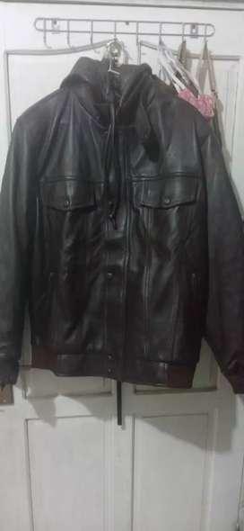 Jaket kulit baru 2 kali pakai