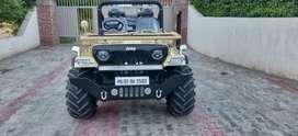 Jeeps modified