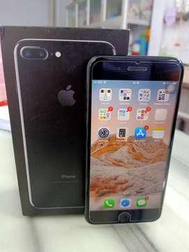 iPhone 7 plus 128GB full set (kecuali Earphone)