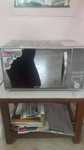 GODREJ MICROWAVE CONVERSATION WITH GRILL
