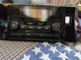 Honda Amaze iv-tech music system