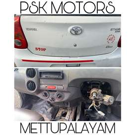 Toyota etios liva all used parts available