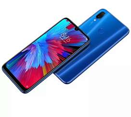 Redmi note 7s, 3 GB RAM and 32 GB ROM