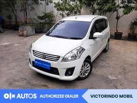 [OLXAutos] Suzuki Ertiga 2014 1.4 GX A/T Bensin Putih #Victorindo