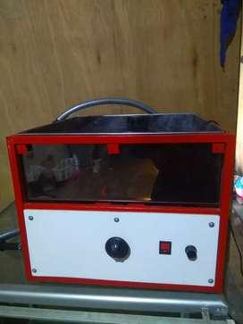 mesin gulali blm lama pakai