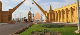 10 Marla Residential Plot on 36000 Installment, Al-Noor Orchard Lahore