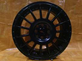 velg recing tipe ARROW-JD803-HSR-R16X7-H8X100-1143-ET45-SMB