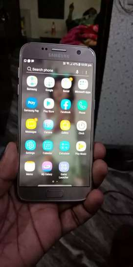 Sumsung S7 for sell 1 month old with bill