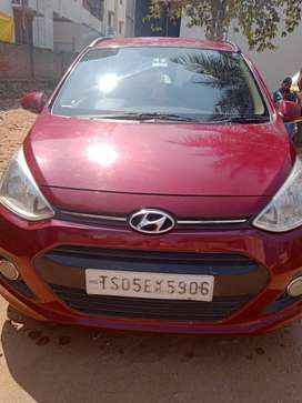 Hyundai Grand i10 2016-2017 CRDi Asta Option, 2016, Petrol