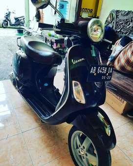 Vespa lx 150 th 2012 cash/kredit rjm