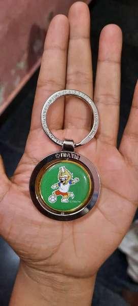 Rare football Keychain