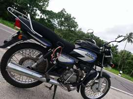 Good condition bike, emergency selling