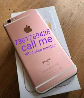 iPhone 6s 6 GB ram 32 GB