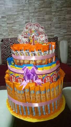 Cake ultah kekinian