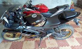 yamaha r15 v2 dr.owned single owner