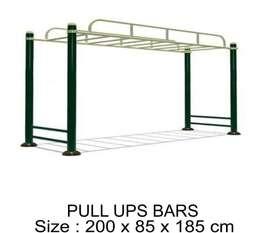 Alat Fitness Outdoor - Pull Ups Bar - Alat Fitness Taman