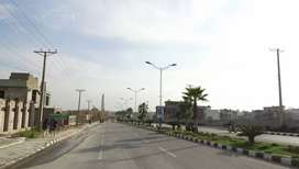d block strt 9 *Plot For Sale In 	Wah Cantt New City ll
