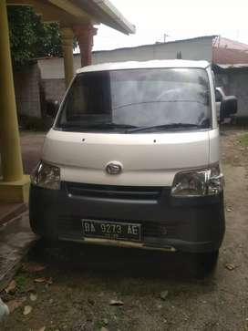 Di jual Daihatsu grand max pick up AC + power steering + air bag