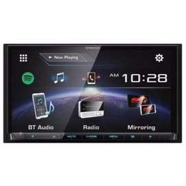 KENWOOD DDX-7017 Head Unit Double din Tape Audio Mobil | FAJAR MOBIL