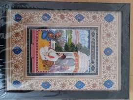 Shri Guru Arjan Dev Ji Original Painting (17th Century)