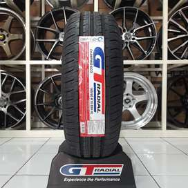 Ban mobil splash/ march/ Etios E dll-Gt radial 185/60 R15 champiro eco