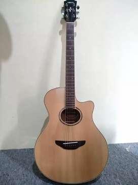 Gitar Akustik Elektrik Yamaha APX 600 Original