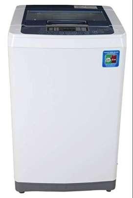 LG Fully Automatic Top-loading washing machine; 6.5 kg capacity