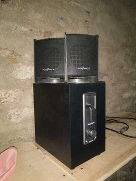Jual speaker aktif advan