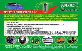 FUEL OPTIMIZER FOR PETROL AND DIESEL VEHICLES