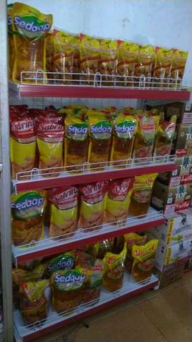Jual Rak Minimarket | Dunia Rak Aneka Minimarket