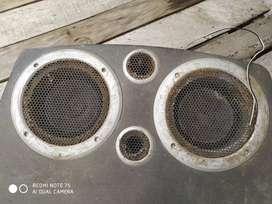 Buffer speaker