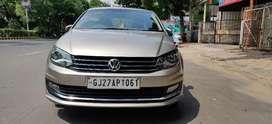 Volkswagen Vento Highline Diesel Automatic, 2015, Diesel