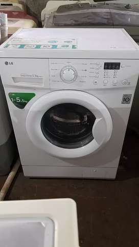Front load fully automatic washing machine starting 8500