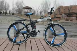 BMW folding cycle fat free dam folding cycle 21 gear