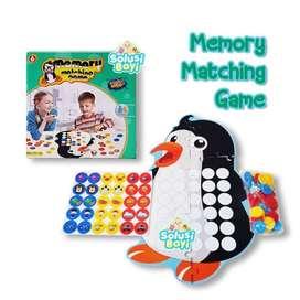 Mainan Edukasi Anak Bingo Memory Pair Game Matching Pair Game 777-18