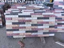 Mozaik batu alam khas Tulungagung