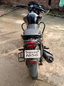 Yamaha SZ 2011