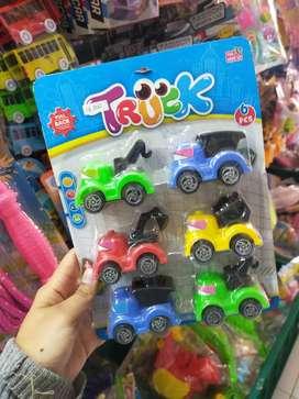 Mainan anak truck