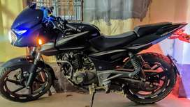 Pulsar 180 modified for sale