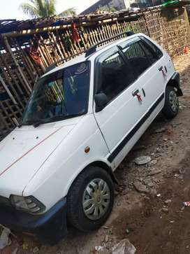 I want To Sell My  Maruti 800 Ac