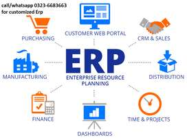 ERP, POS SOFTWARE